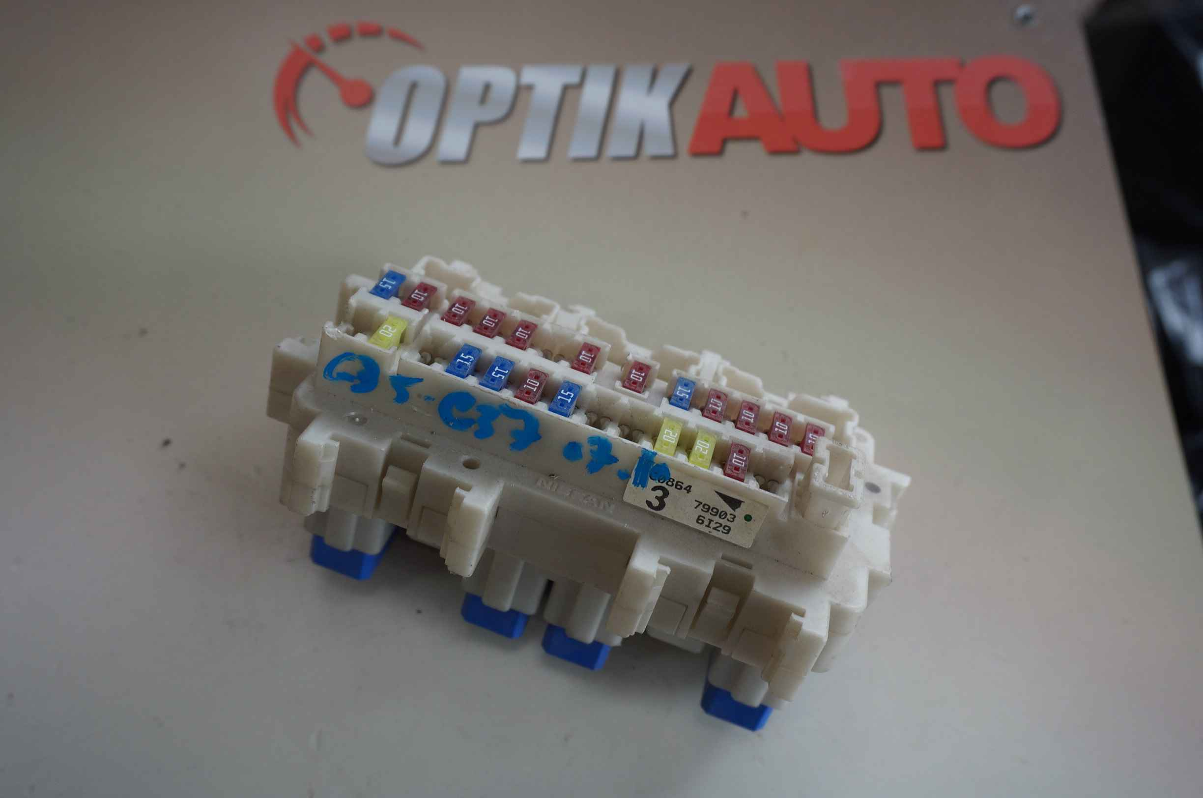 G37 Fuse Box Diagram Wiring Library Ford Focus 2007 Infiniti G35 2010 Cabin 2435079003 Optikauto 2000